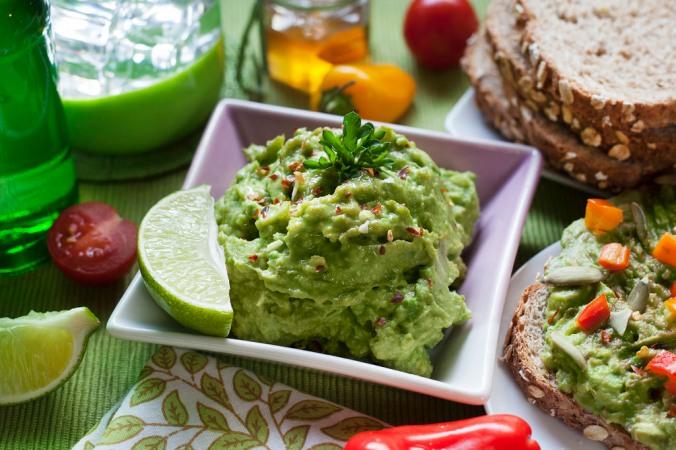 guacamole mesa